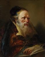 Head of a Philosopher