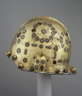 Parade Helmet in Hispano-Moresque Style