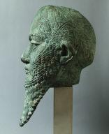 Head of a ruler