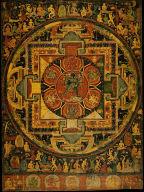 Paramasukha-Chakrasamvara mandala