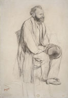 Édouard Manet, Seated