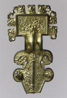 Square-Headed Bow Brooch