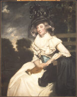 The Honorable Mrs. Lewis Thomas Watson (Mary Elizabeth Milles, 1767-1818)