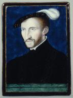 [Plaque, Henry d'Albret (1503-1555), King of Navarre]