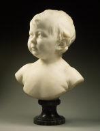 [Portrait Bust, Sabine Houdon]