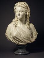 [Portrait Bust, Madame de Wailly]