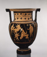 Column-krater (bowl for mixing wine and water)