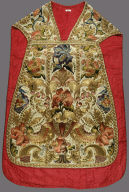 Chasuble (one of set of 5 vestments)