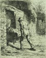 The Peasant with a Wheelbarrow