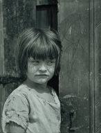 Child in Backyard