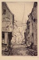 Street in Nemours