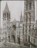 Rouen - The Cathedral