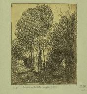 Souvenir of the Villa Pamphili