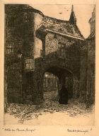 La Halle au beurre, Bruges