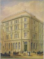 Royal Insurance Company's Building (late Merchants Bank), Montreal