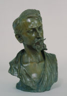 Bust of Louvigny de Montigny