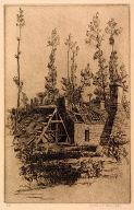 The Abandonned Windmill, Plestin-en- Grèves