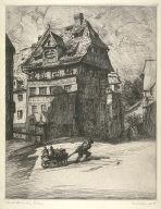 Albrecht Durers Haus, Nurnberg