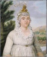 Marie Louise Renée de Charnay, Co- seigneur of Kamouraska