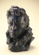 Head of Vilhjalmur Stefansson