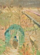 "Study for ""The Garden, Bois-le-Roi"""