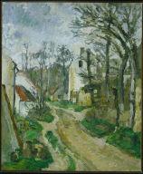 Road at Auvers-sur-Oise