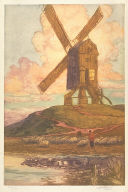 Old Flemish Mill