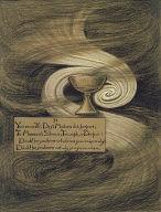 (Illustration for Rubáiyát of Omar Khayyám) The Cup of Despair