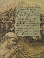 (Illustration for Rubáiyát of Omar Khayyám) The Soul of the Cup