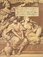 (Illustration for Rubáiyát of Omar Khayyám) The Daughter of the Vine