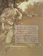 (Illustration for Rubáiyát of Omar Khayyám) The Vine