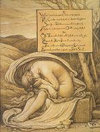 (Illustration for Rubáiyát of Omar Khayyám) The Magdalen