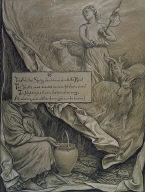 (Illustration for Rubáiyát of Omar Khayyám) Youth and Age