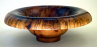 Rolled-Edge Bowl
