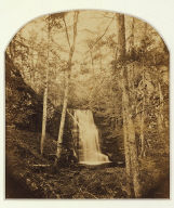 Upper Falls of Pond Run, Pike County, Pennsylvania