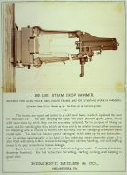 Steam Drop Hammer, Bement, Miles and Company, Philadelphia