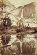 Yosemite Falls, Reflected