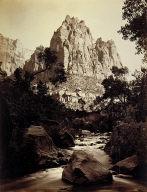 Eagle Crag, Rio Virjen, Utah