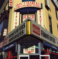 Frankfurters--Hamburgers, from the Cottingham Suite