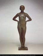 Standing Nude (#1)