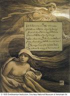 (Illustration for Rubáiyát of Omar Khayyám) Whence and Whither?