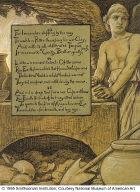 (Illustration for Rubáiyát of Omar Khayyám) The Heavenly Potter