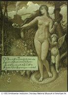 (Illustration for Rubáiyát of Omar Khayyám) In the Beginning