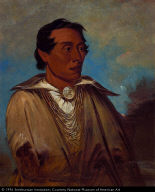 Foremost Man, chief of the tribe
