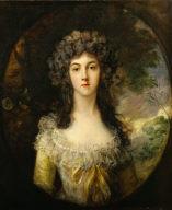 Mrs. Charles Hatchett (Elizabeth Collick (or Collique))