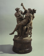 Satyr with Two Bacchantes