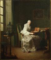 Lady with a Bird-Organ