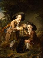 The Comte and Chevalier de Choiseul as Savoyards