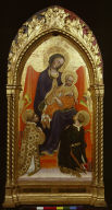 Madonna and Child, with Sts. Lawrence and Julian