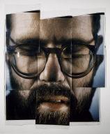 Self Portrait/Composite/Nine Parts